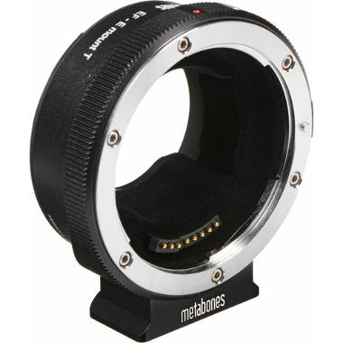 Canon EF Lens to Sony E Mount Camera Metabones T Smart Adapter IV