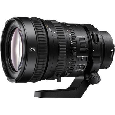 Sony PZ 18-110mm f/4 G OSS