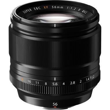 Fuji XF 56mm f/1.2 R Lens