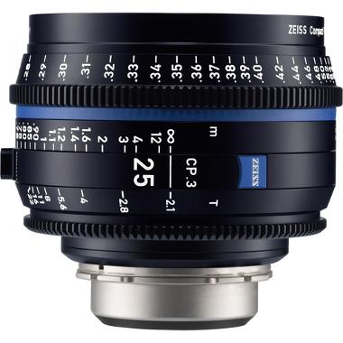 Zeiss CP.3 25mm T2.1 Lens for PL Mount