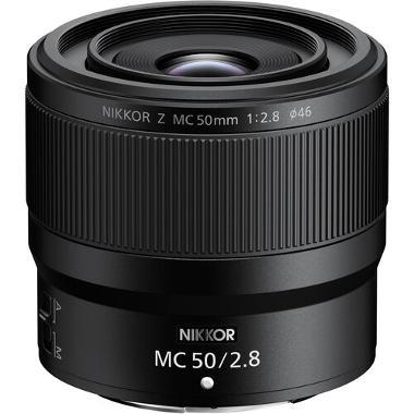 Nikon Z MC 50mm f/2.8 Macro
