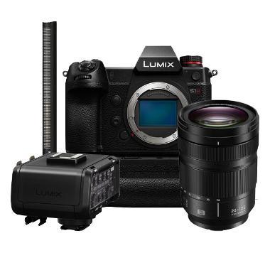 Panasonic S1H Video Interview/Event Kit