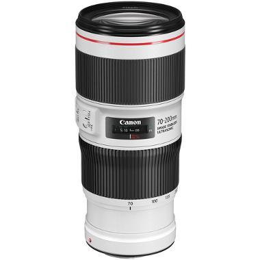Canon 70-200 f/4L IS II
