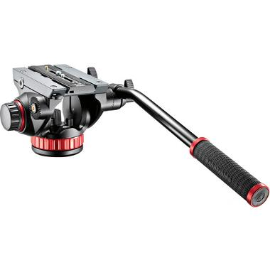 Manfrotto 502HD Pro Video Head with Flat Base