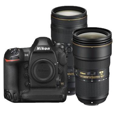 Nikon D6 Pro Wedding Kit