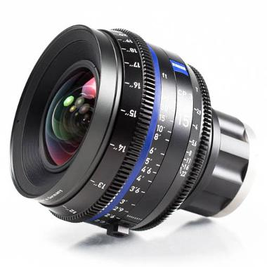 Zeiss CP.3 15mm T2.9 Lens for Sony E Mount