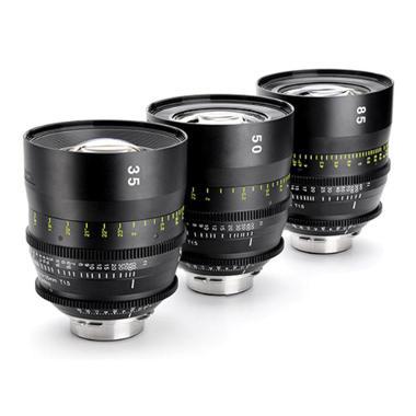 Tokina Cinema Vista Prime E Mount Lens Package