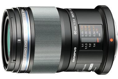 Olympus M.Zuiko ED 60mm f/2.8 Macro Lens for Micro 4/3