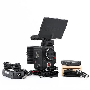 RED EPIC-W 8K Helium Sensor Camera with DSMC2 Accessories