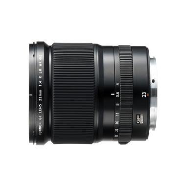 Fuji GF 23mm f/4 R LM WR Lens