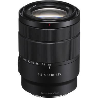 Sony 18-135mm f/3.5-5.6 OSS