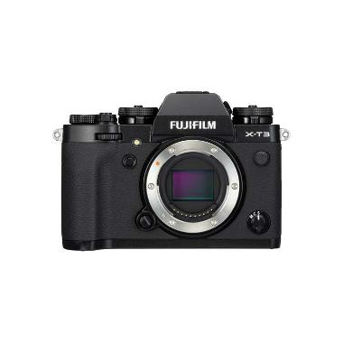 Fuji X-T3 Mirrorless Digital Camera