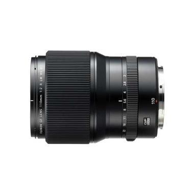 Fuji GF 110mm f/2 R LM WR Lens