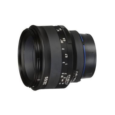 Zeiss Milvus 50mm f/2 ZE Lens for Canon EF Mount