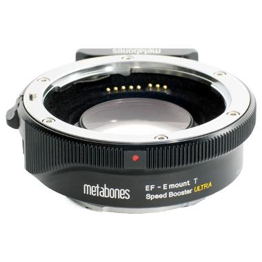 Metabones EF to E Mount T Speed Booster ULTRA