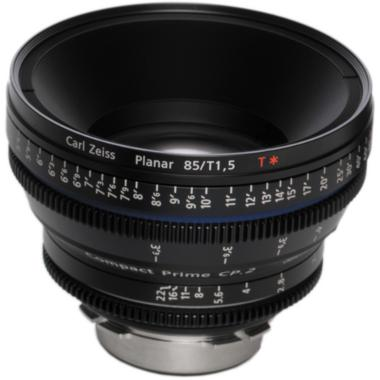 Zeiss Compact Prime CP.2 85mm/T 1.5 Super Speed Micro 4/3 Mount