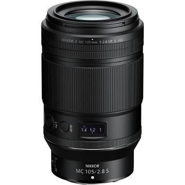 Nikon Z MC 105mm f/2.8 VR S Macro