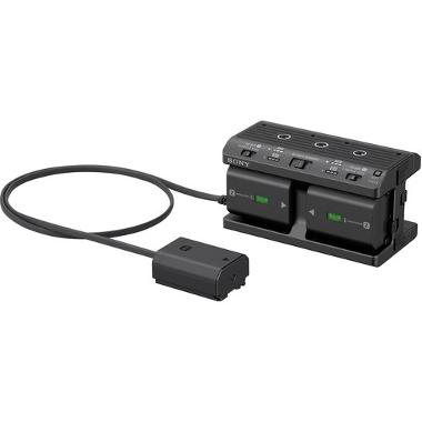 Sony NP-FZ100 Quad Charger/AC Adapter