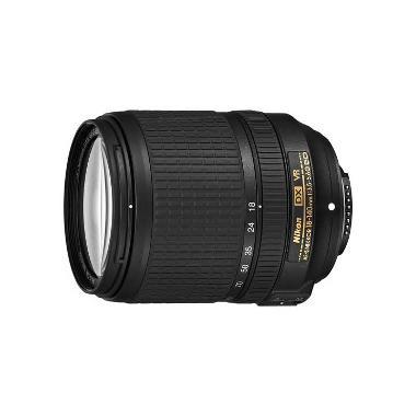 Nikon 18-140mm f/3.5-5.6G AF-S DX ED VR Lens