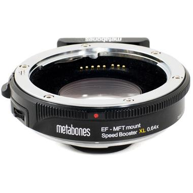 Canon EF to Micro Four Thirds Metabones T Speed Booster XL
