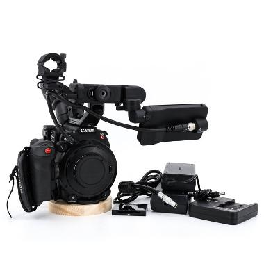 Canon C200 EF Mount Cinema Camera