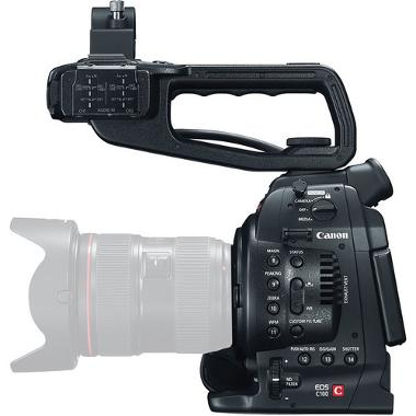 Canon EOS C100 EF Cinema Camcorder with Auto Focus Upgrade