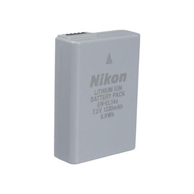 Extra Nikon EN-EL14A Battery