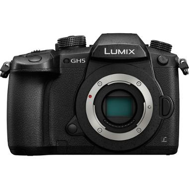 Panasonic Lumix GH5 Micro Four Thirds Camera