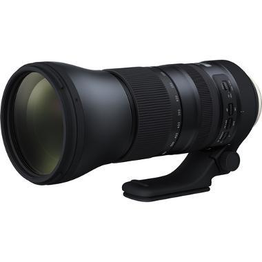 Tamron SP 150-600mm f/5-6.3 VC G2 EF Mount