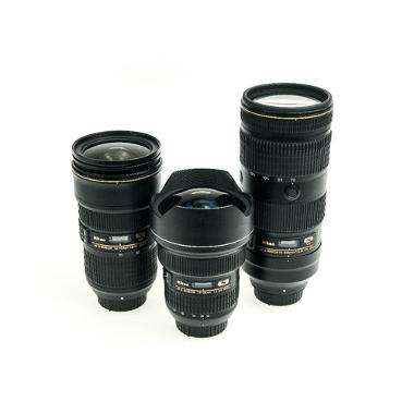 Nikon Events Zoom Lens Package