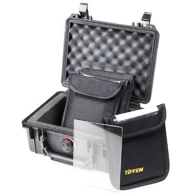 Tiffen 4x5.65 Black Pro-Mist Filter Set