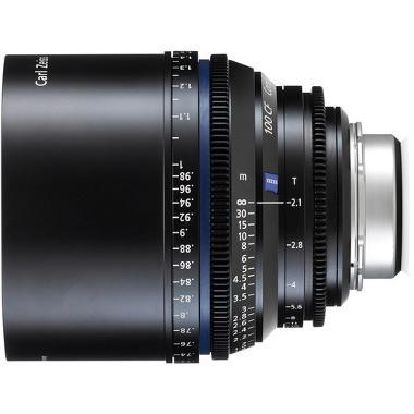 Zeiss Compact Prime CP.2 100mm/T2.1 PL Cine Lens