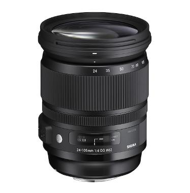 Sigma 24-105mm f/4 OS Art EF Mount