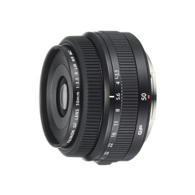 Fuji GF 50mm f/3.5 R LM WR Lens