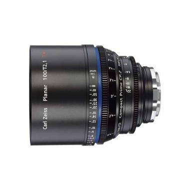 Zeiss Compact Prime CP.2 100mm/T2.1 ZF Nikon Mount