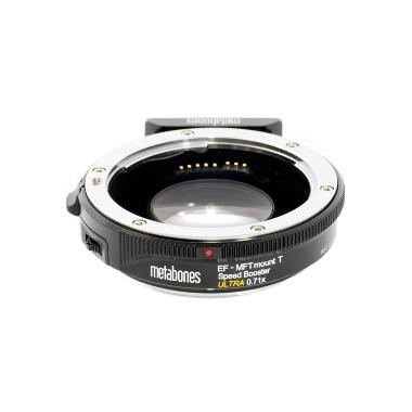 Canon EF Lens to Micro Four Thirds Camera Metabones T Speed Booster ULTRA
