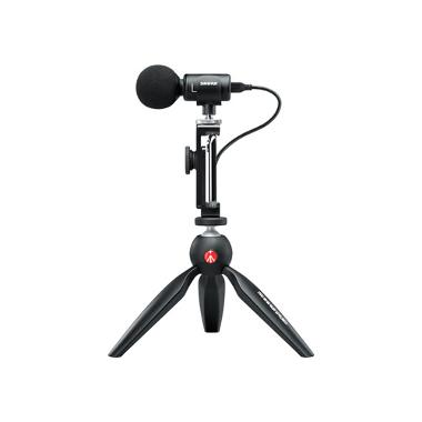 Shure Motiv MV88+ Smartphone Mic Video Kit
