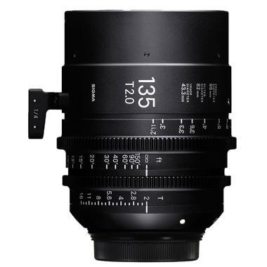 Sigma 135mm T2 Cine EF Mount