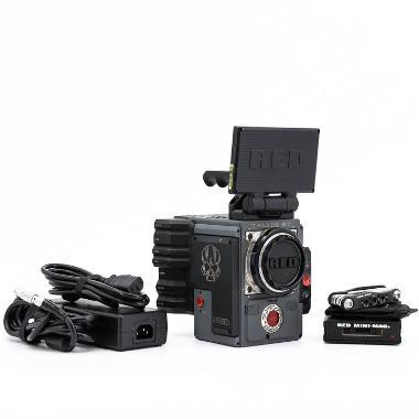 RED Scarlet-W 5K Dragon Sensor Camera with DSMC2 Accessories