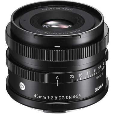 Sigma 45mm f/2.8 Contemporary E Mount