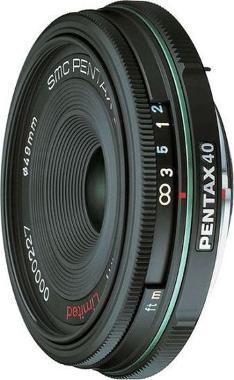 Pentax  40mm f/2.8 SMCP-DA Limited Series Autofocus Lens