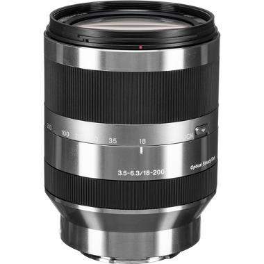 Sony 18-200mm f/3.5-6.3 OSS