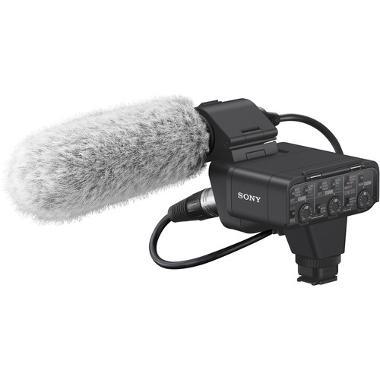 Sony XLR-K3M Adapter with ECM-XM1 Microphone
