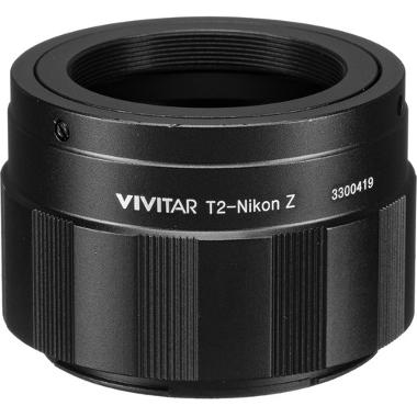Vivitar T-Mount to Nikon Z Adapter
