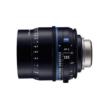 Zeiss CP.3 135mm T2.1 Lens for PL Mount