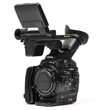 Canon C500 EF Mount