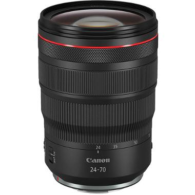 Canon RF 24-70mm f/2.8L IS Lens