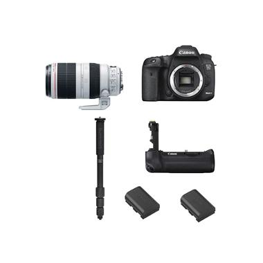 Canon 7D Mark II Field Sports Package